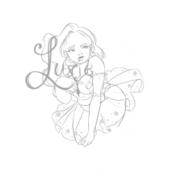 Daisy - Coloring pages for...