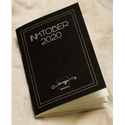 Inktober 2020 Booklet